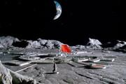把通信基站建到月球上去
