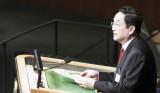 2001年6月6日 俞正声出席联大会议