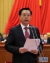 2013年3月5日 张德江主持全国人大开幕会