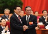 2013年3月 张德江当选全国人大常委会委员长