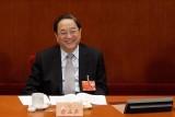 2013年3月10日 俞正声出席全国人大三次会议